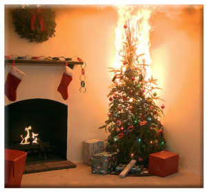christmastree-fire